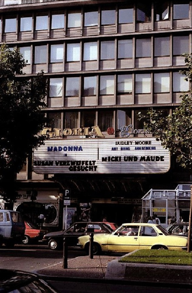 Berlin, Gloria-Palast im Jahr 1985 (Foto: Willy Pragher, Bild: Deutsche Digitale Bibliothek, CC BY 3.0)