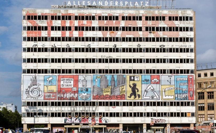 Berlin, Haus der Statistik (Bild: ZK/U)