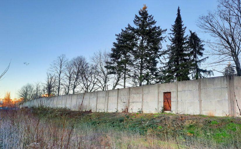 Berlin, Hinterlandmauer (Bild: Sören Marotz/ DDR-Museum)