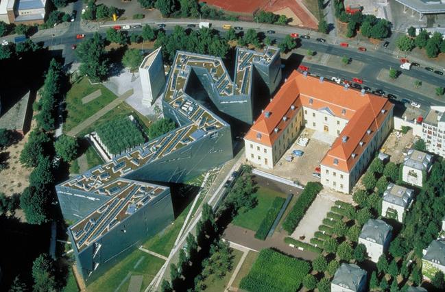 Berlin, Jüdisches Museum (Bild: Studio Daniel Libeskind, Architecture New Building)