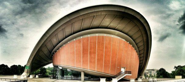 Berlin, Kongresshalle (Bild: picabay)