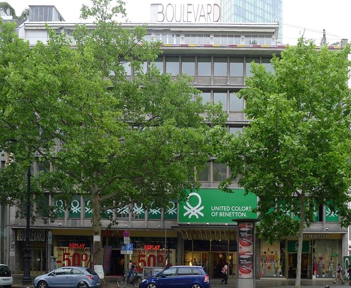 Berlin, ehemaliger Gloria-Palast, 2014 (Bild: Bodo Kubrak, CC=)