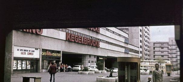 Berlin, Märkisches Viertel (Bild: Fortepan/G K, CC BY SA 3.0, 1970)