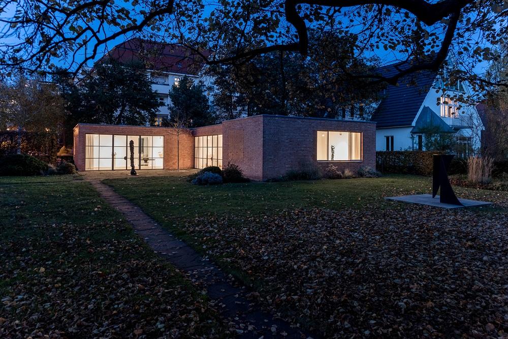 Berlin, Mies-van-der-Rohe-Haus (Bild: René Müller)