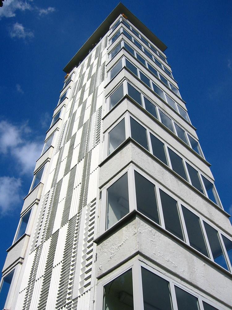 Berlin, Müggelturm (Bild: Andreas Steinhoff, gemeinfrei, 2005)