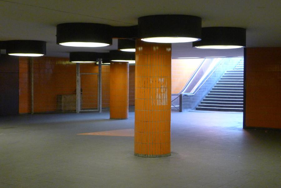 Berlin, Passerelle (Bild: Uli Borgert)