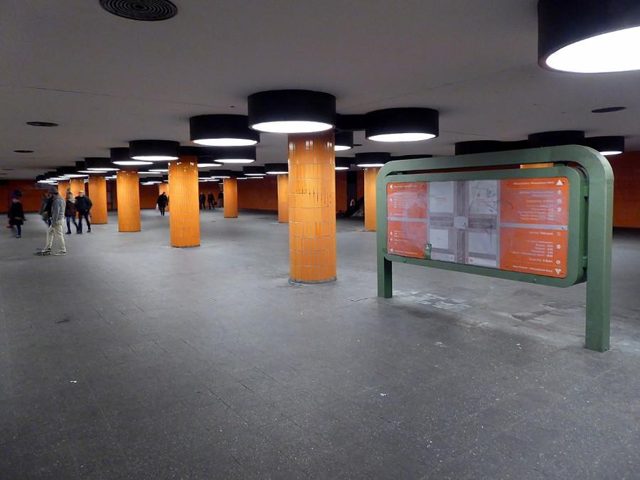 Berlin, Passerelle (Bild: Friedolin freudenfett, CC BY SA 4.0)