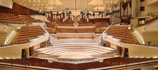 Berlin, Philharmonie (Bild: Copyright J. Paul Getty Trust)