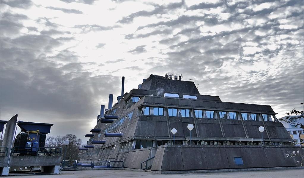 Berlin, Tierversuchsanstalt der FU/sog. Mäusebunker (Bild: Rodib6950, CC BY SA 4.0, 2015)
