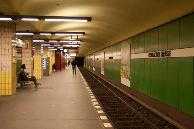 "Berlin, U-Bahnhof ""Eisenacher Straße"" (Bild: Kerberos Berlin)"
