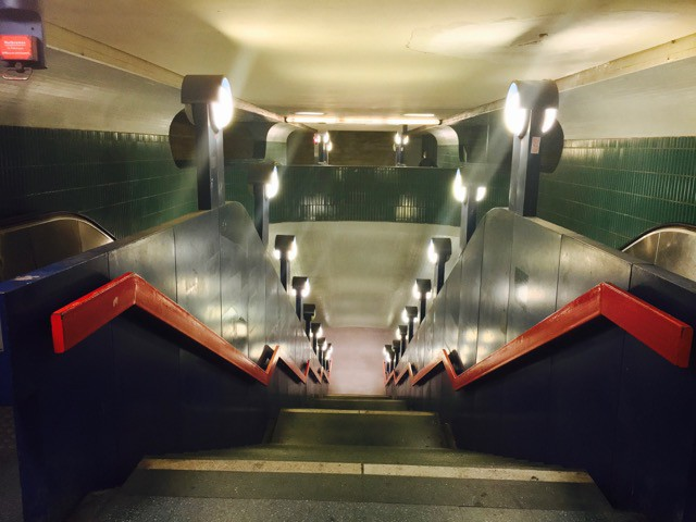 "Berlin, U-Bahnhof ""Schloßstraße"" (Bild: Kerberos Berlin)"