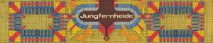 """Berlin, U-Bahnhof """"Jungfernheide"""", Enwwurfszeichnung (Bildquelle: Landesarchiv Berlin Rep. 300-70 Nr. 13 (34))"""