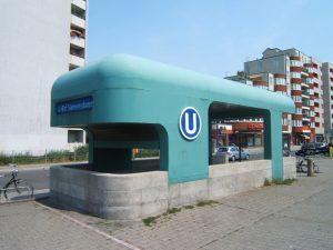 "Berlin, U-Bahnhof ""Siemensdamm"" (Bild: Verena Pfeiffer-Kloss, 2014)"