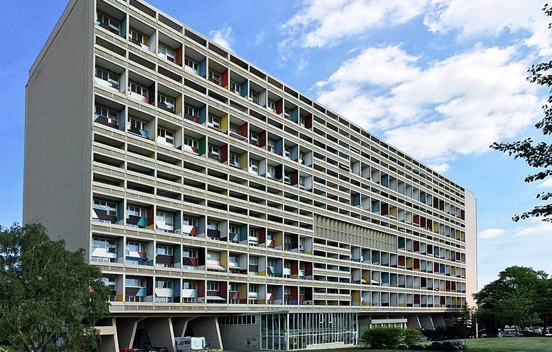Berlin, Corbusierhaus (Bild: Gunnar Klack, CC BY-SA 4.0)