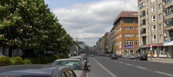 Berlin-Mitte, Wilhelmstraße (Bild: Adam Carr, gemeinfrei)