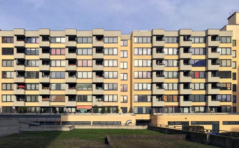 Berlin, Wohnbebauung Hedemannstraße-Friedrichstraße (Bild: Gunnar Klack, CC BY-SA 4.0)