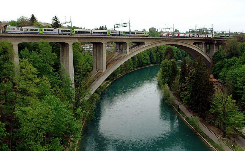 Die Schweiz auf Schienen