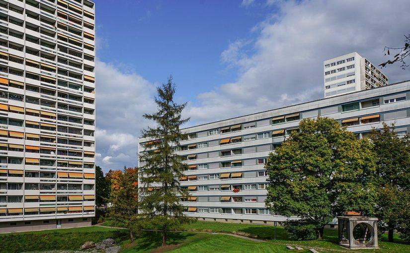 Bern, Tscharnergut (Bild: Elvamine, CC BY-SA 4.0)