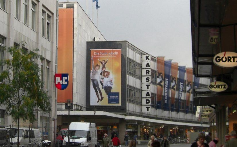 Bielefeld, Kartstadt (Bild: panoramio, CC BY-SA 3.0)