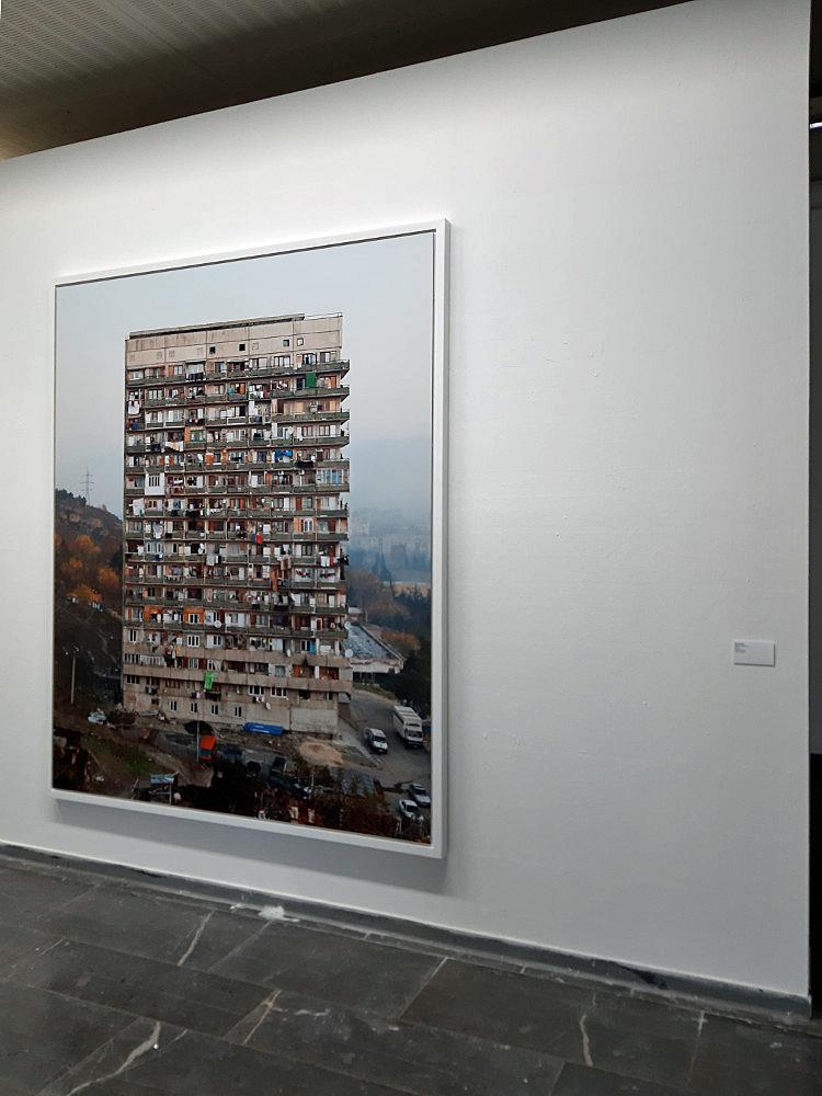 Bielefeld, Fotosymposion im FH-Gebäude (Bild: Karin Berkemann, 2019)