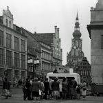 Wie einst bei Caspar David Friedrich: der Blick auf den Greifswalder Dom (Bild: Copyright Jürgen Rother)