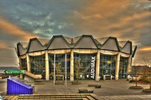 Bochum, Uni, Audimax (Bild: CanonBen, GFDL oder CC BY SA 3.0)