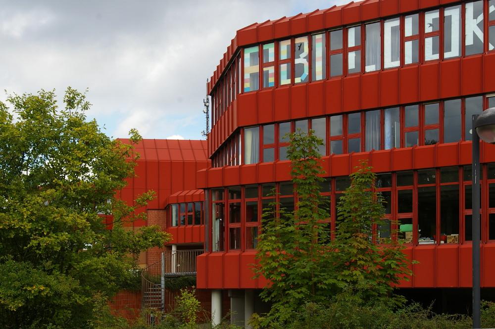 Bonn-Beuel, Gesamtschule (Bild: Alexander Kleinschrodt)