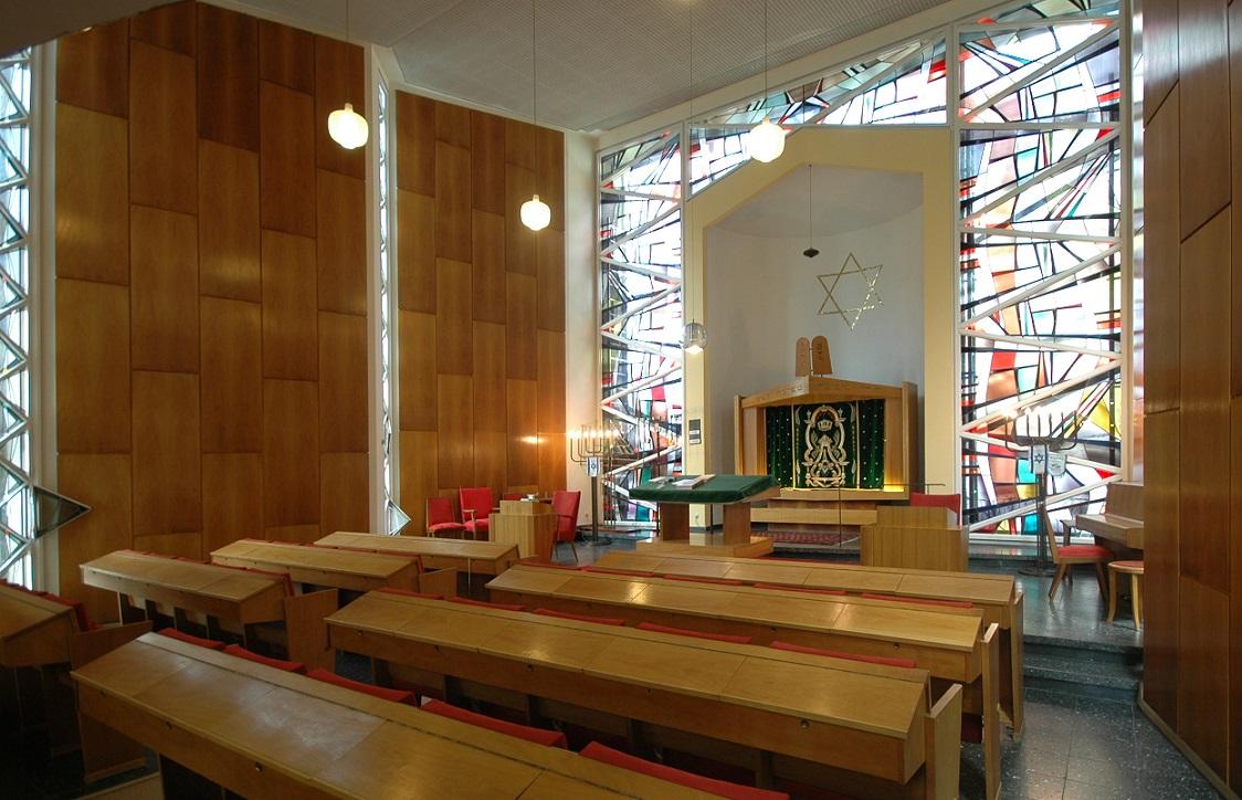 Bonn, Synagoge (Bild: U. Knufinke)