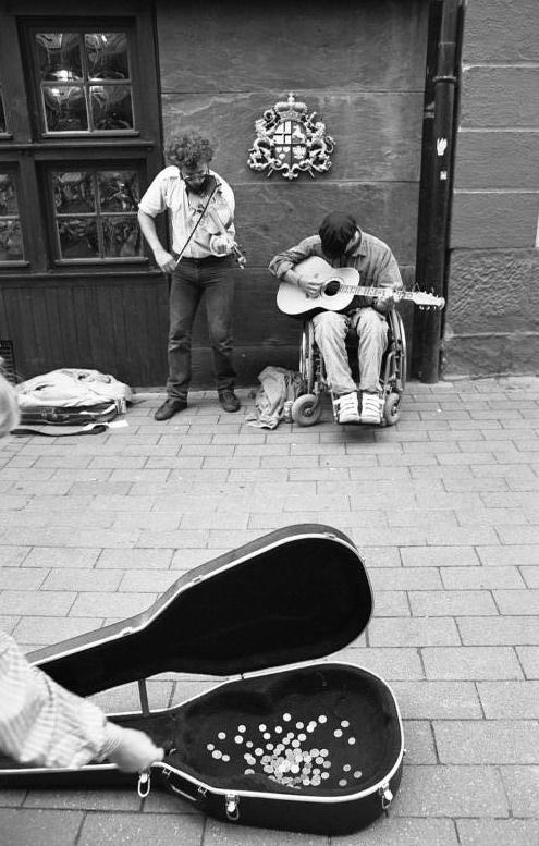 Bonn, Fußgängerzone, 1988 (Bild: Bundesarchiv B 145 Bild F079057-0010, CC BY SA 3.0.de)