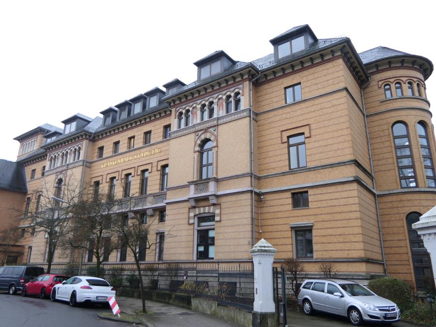 Braunschweig, Vinzenzkrankenhaus (Bild: Silesia71, CC BY SA 3.0, 2017)