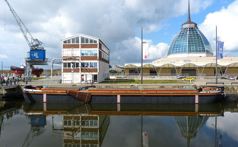 Bremerhaven, Portalkran (Bild: Quartz, CC BY-SA 3.0)