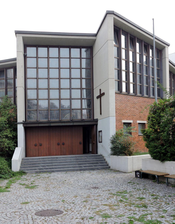 Auch die Erlöserkirche Brigittenau (1983) ist ein Werk des Wieners Karl Mang (Bild: Ernest Niedermann, CC BY-SA 4.0)