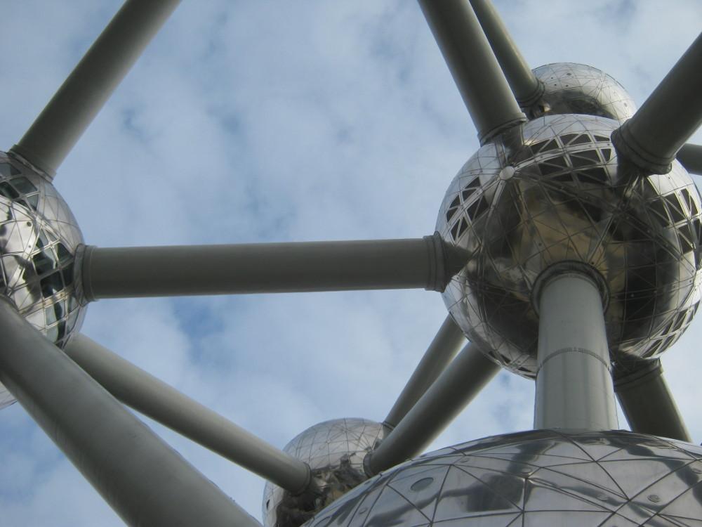 Brüssel, Atomium (Bild: Alexander Kleinschrodt)