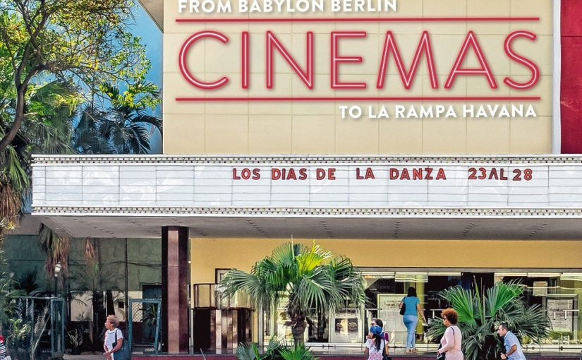"""Cinemas"" (Bild: Buchcover, Hirmer Verlag)"