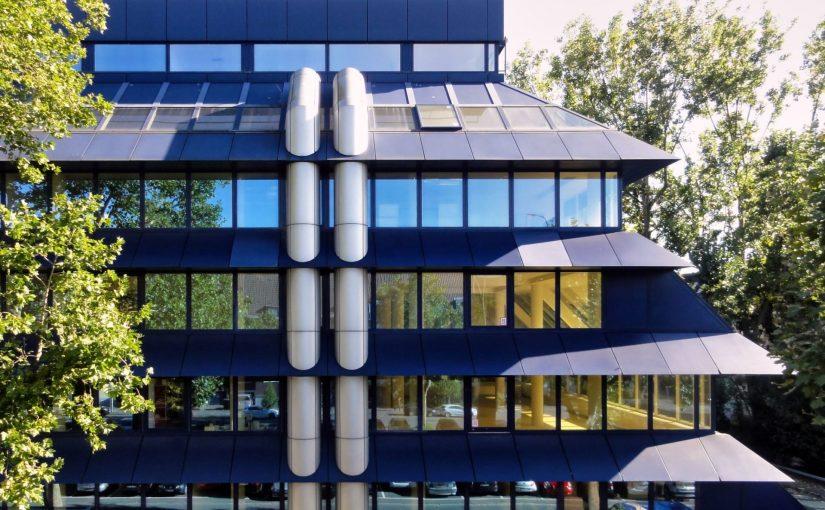 Schneider-Esleben-Bau wird abgerissen