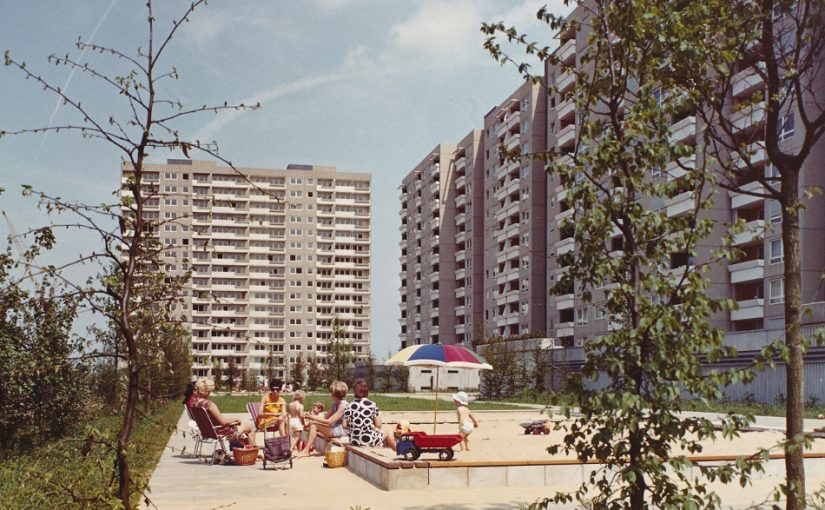 Ab heute: Neue Heimat in Frankfurt