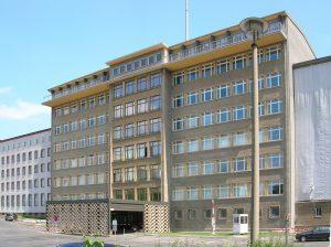 Berlin, ehemalige Stasi-Zentrale (Bild: Julius Reinsberg)