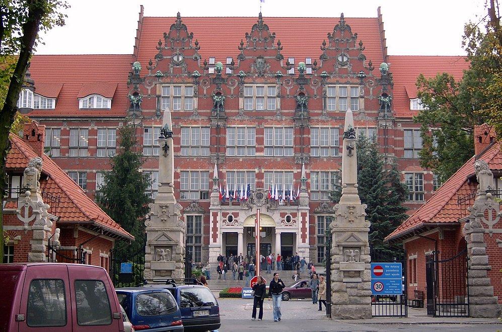 Danzig, Technische Hochschule (Bild: Technische Hochschule Danzig, CC BY SA 2.5)