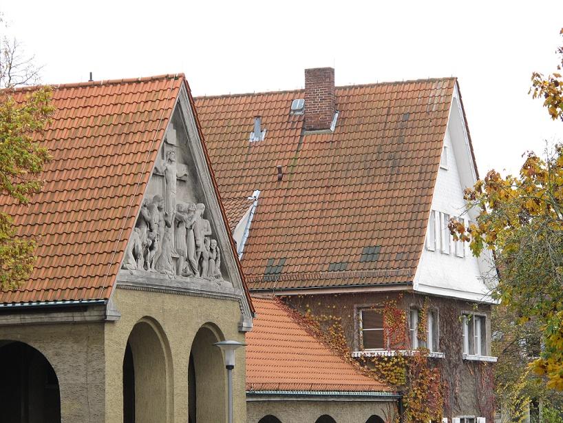 Darmstadt, Pauluskirche (Bild: Karin Berkemann)