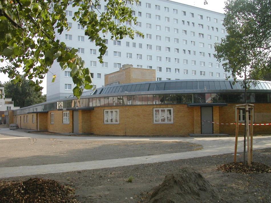 Dessau, Arbeitsamt (Bild: Berthold Burkhardt)
