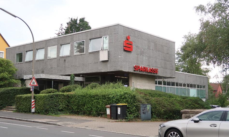 Dormund-Sölde, Sparkasse (Bild: Eva Dietrich)