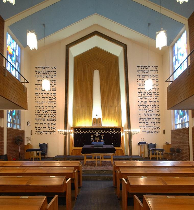 Dortmund, Synagoge (Bild: U. Knufinke)