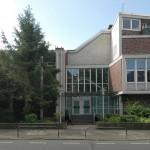 Dortmund, Synagoge, 1956 (Bild: U. Knufinke)