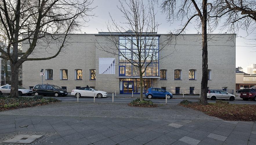 Dortmund, Baukunstarchiv, Ansicht Ostwall (Bild: Podehl Foto Design)