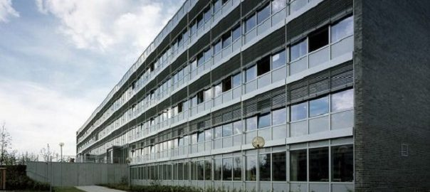 Dortmund, FH-Gebäude, Fachbereich Architektur (Bild: buero-apfelbaum.de)