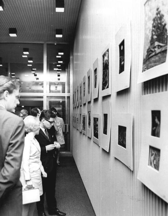 Dresden, Kulturpalast, 1970 (Foto: Hubert Link, Foto: Bundesarchiv Bild 183-J0121-0018-001, CC BY SA 3.0)