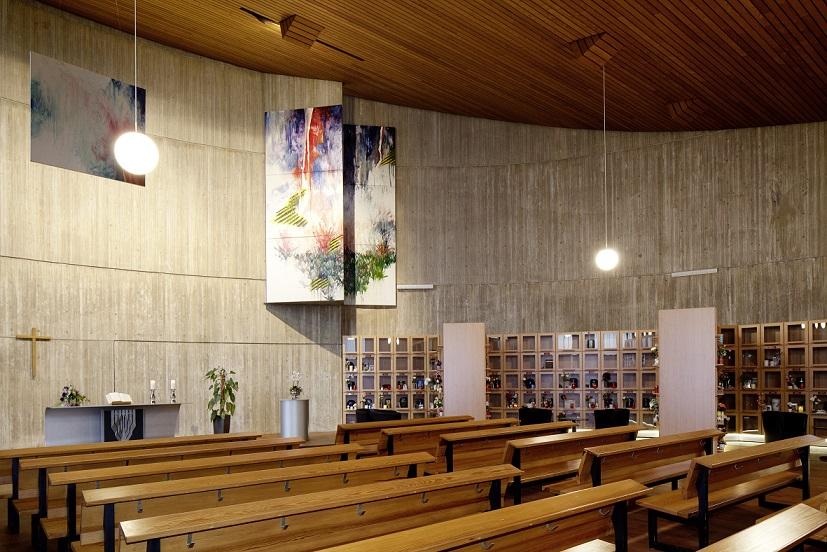 Duisburg-Duissern, Gemeindezentrum in der Wintgenstraße (Bild: LVR-Amt für Denkmalpflege)