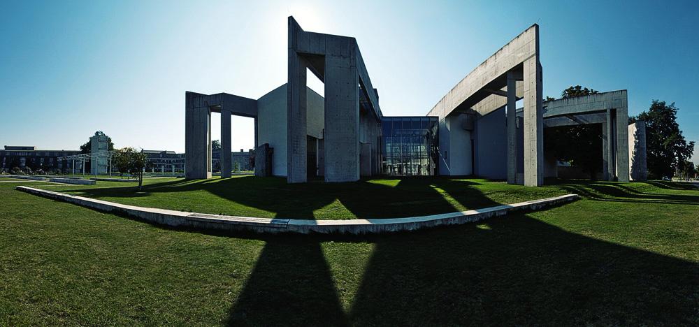 Duisburg, Jüdisches Gemeindezentrum (Bild: Nomo)