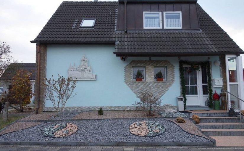 Eigenwilliges Eigenheim (Bild: Turit Fröbe)