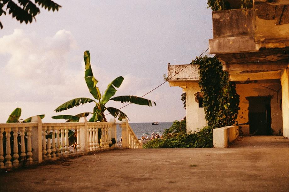 Eka Bugianishvili: Strand (Foto: © Eka Bugianishvili)